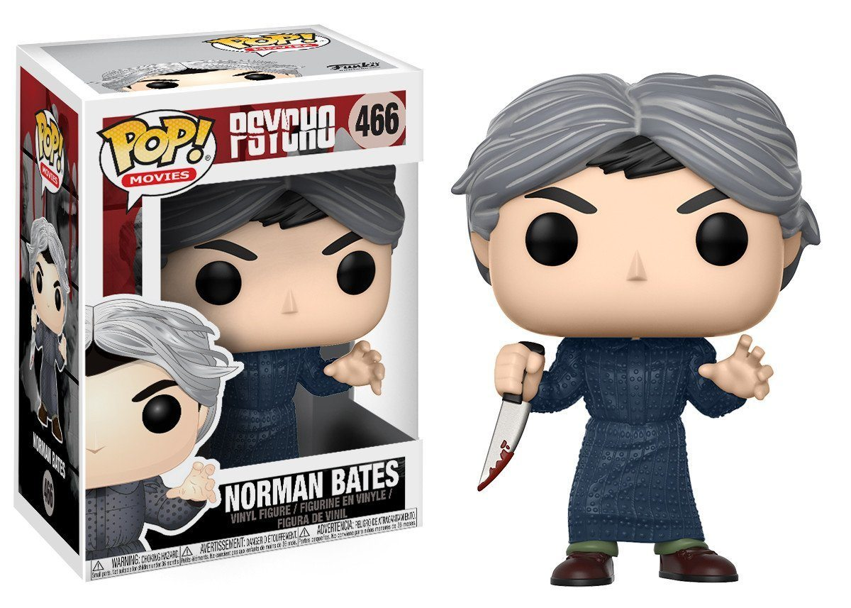 POP! Norman Bates