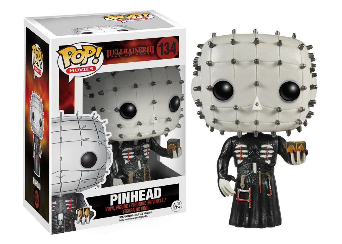 Boneco POP! Funko – Pinhead