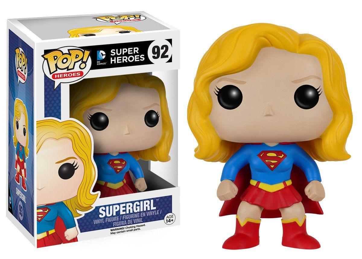 Boneco POP! Funko – Supergirl