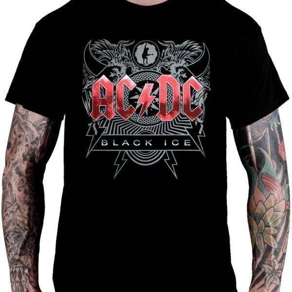CamisetaAC/DC –Black Ice