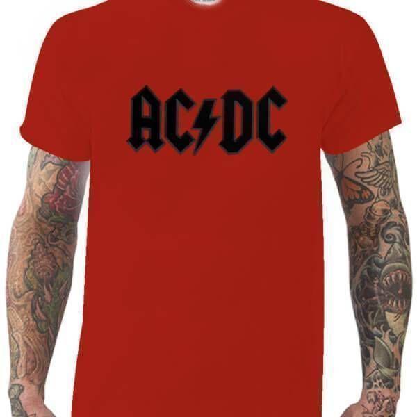 CamisetaAC/DC –Logo