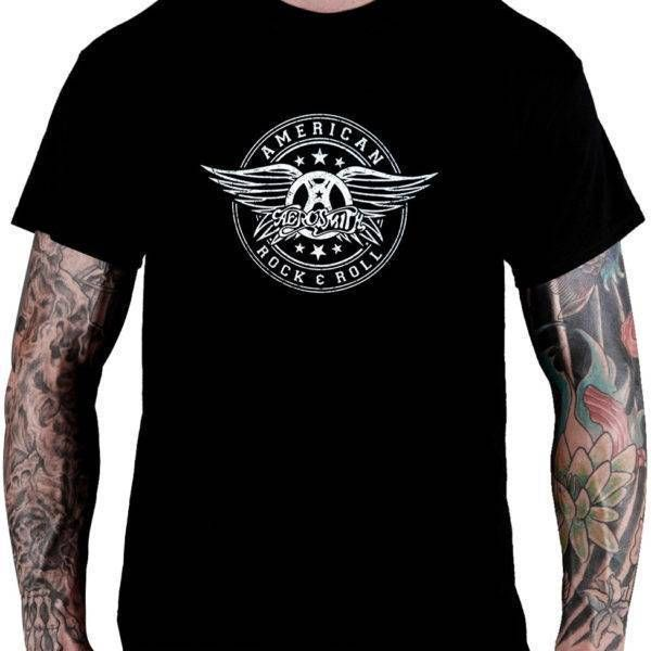 Camiseta Aerosmith - American Rock & Roll