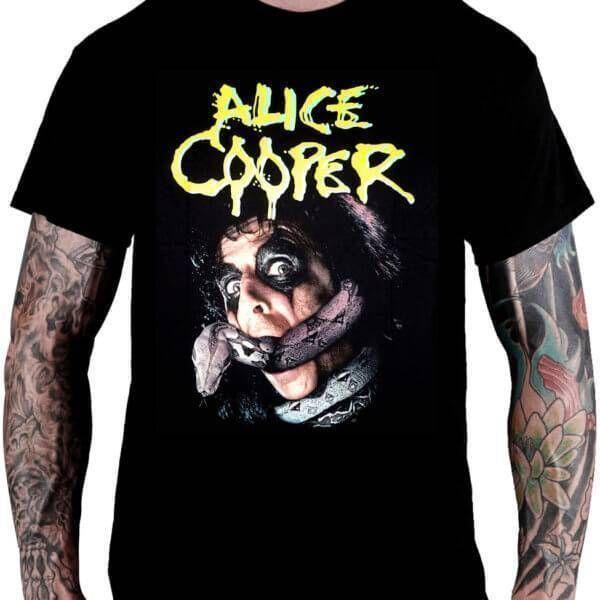 CamisetaAlice Cooper –Constrictor