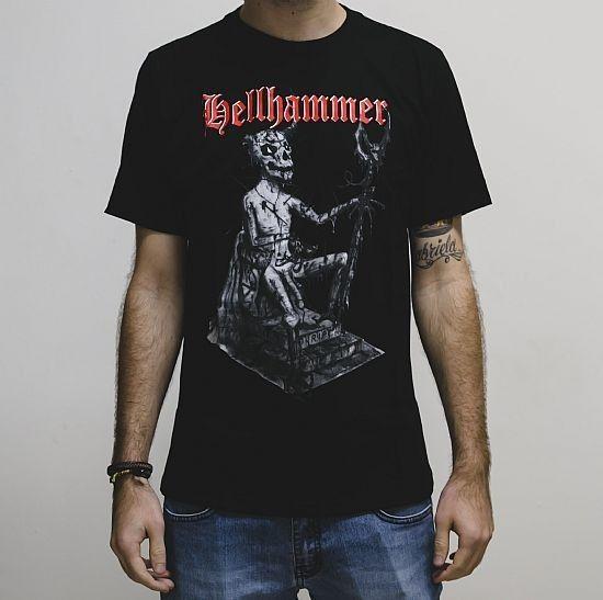 Camiseta - Apocalyptic Raids - Hellhammer