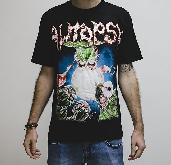 Camiseta - Autopsy - Severed Survival