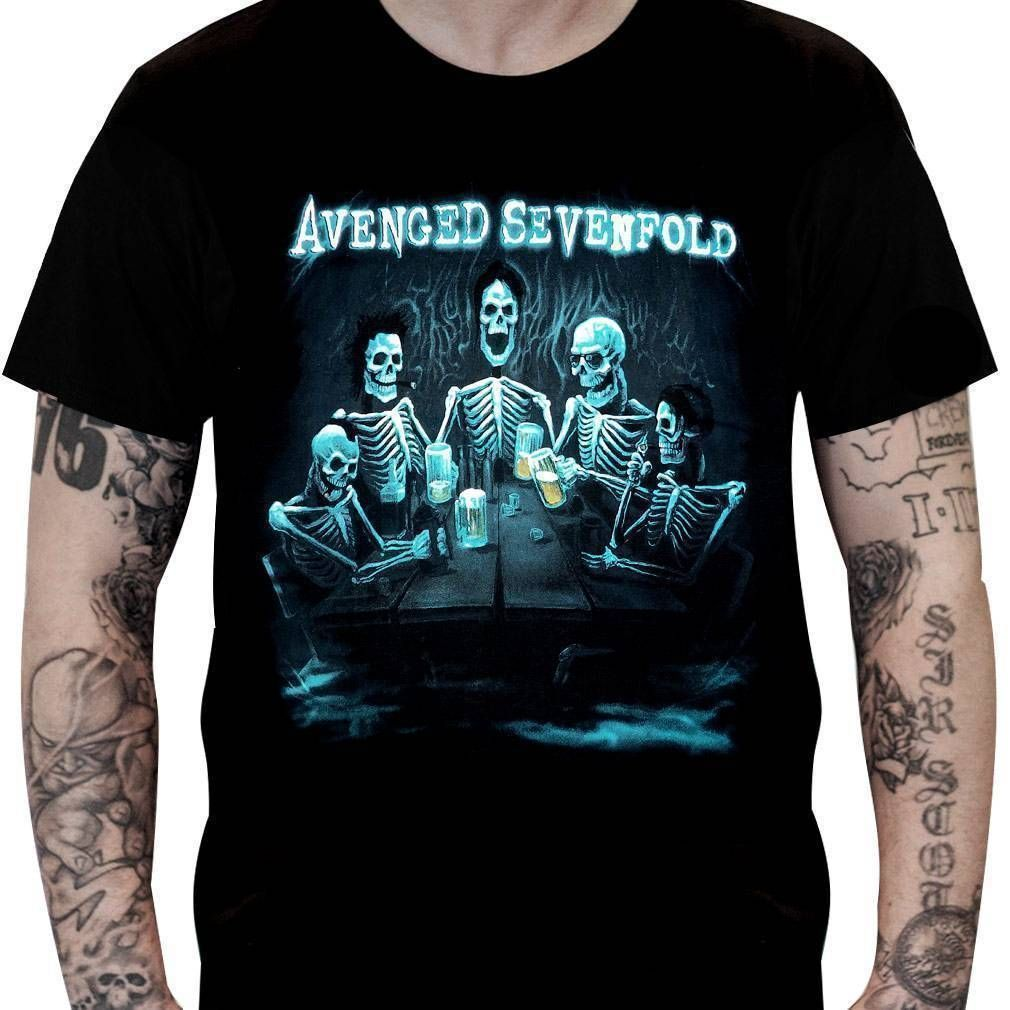 Camiseta Avenged Sevenfold – Welcome to the Family