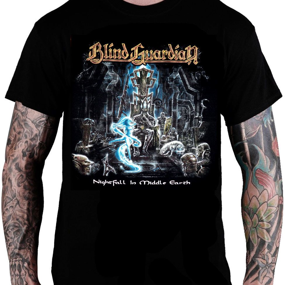 Camiseta Bling Guardian - Nightfall in Middle-Earth