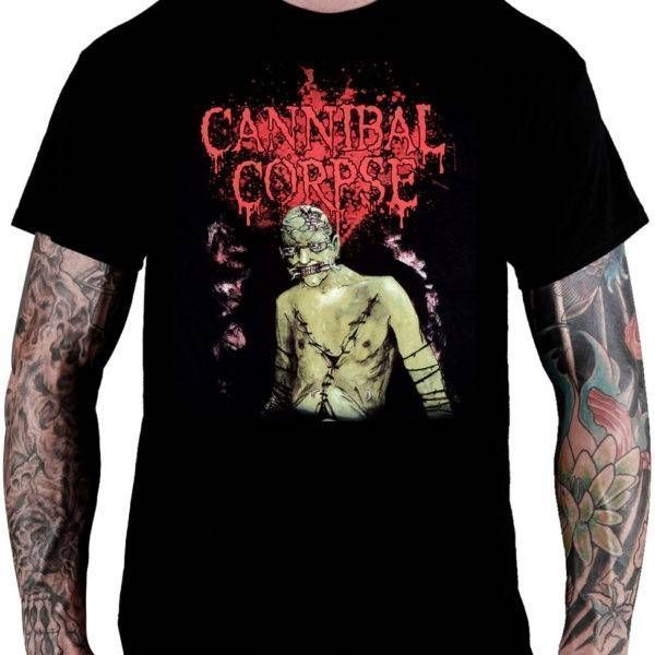 Camiseta Cannibal Corpse – Vile