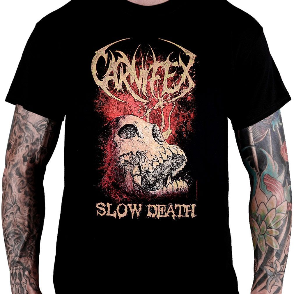 Camiseta Carnifex - Slow Death
