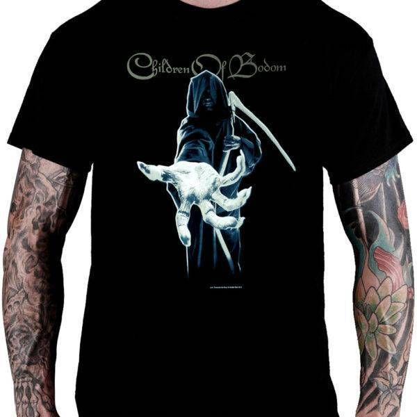 CamisetaChildren Of Bodom – Something Wild