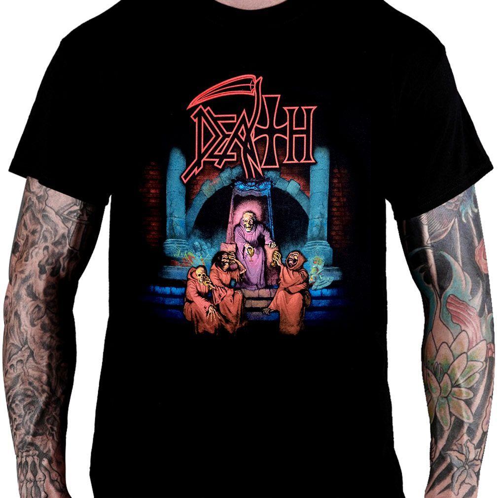 Camiseta Death – Scream Bloody Gore