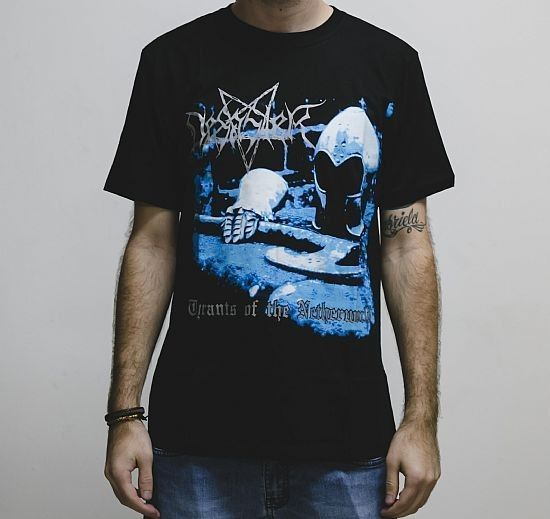 Camiseta - Desaster - Tyrants of the Netherworld