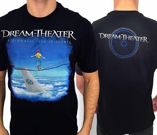 Camiseta - Dream Theater - Dramatic