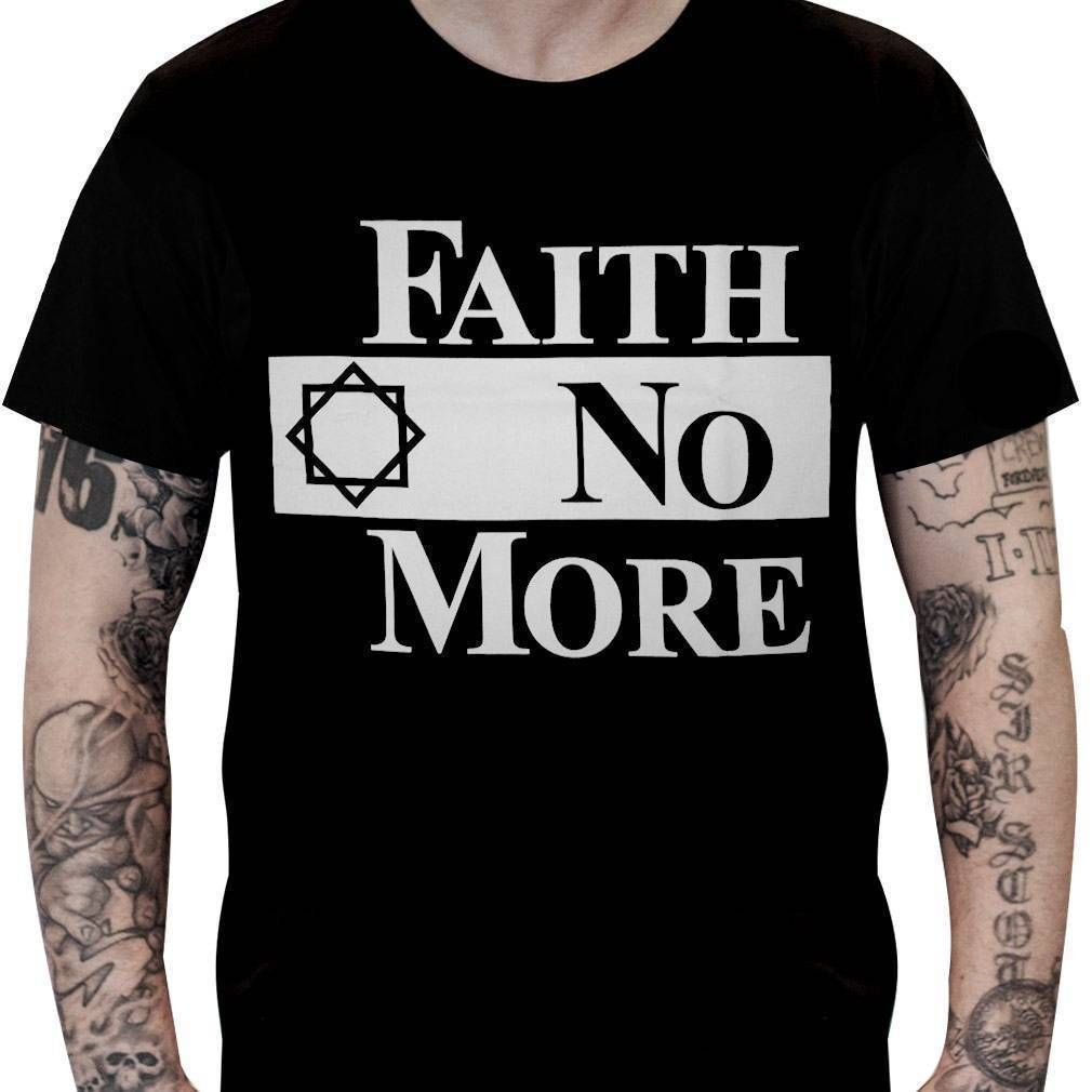 Camiseta Faith No More – Logo