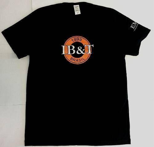 Camiseta IB&T (Instituto de Baixo e Tecnologia) - Oficial do EM&T