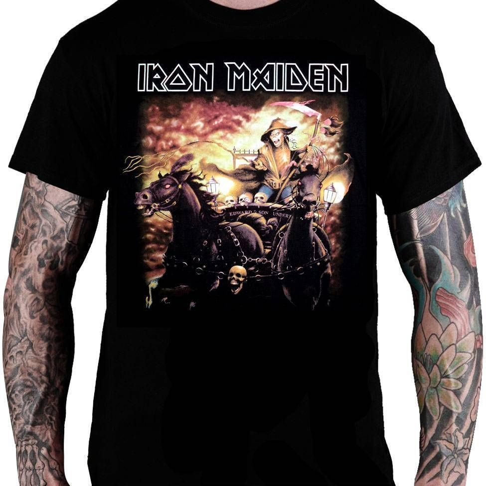 Camiseta Iron Maiden – Death of The Road