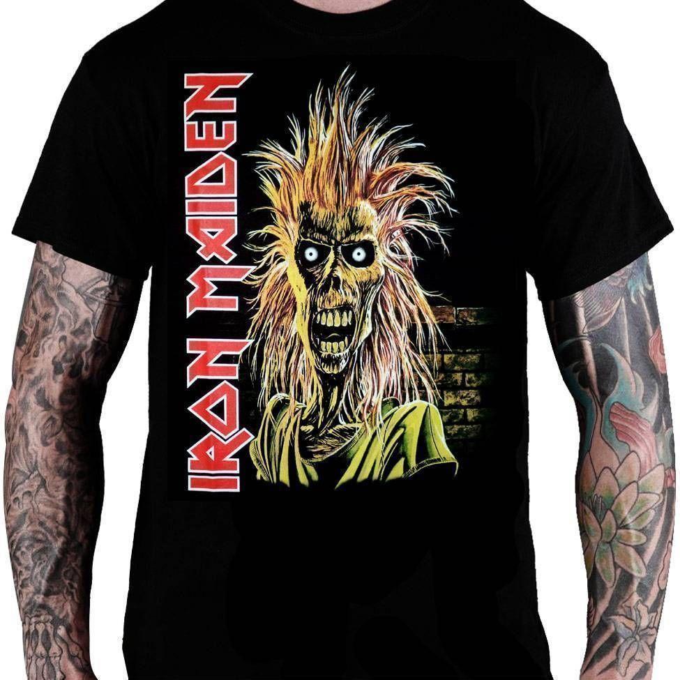 CamisetaIron Maiden – Eddie