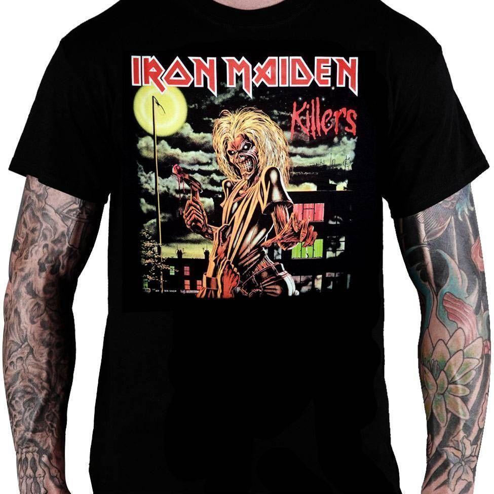 CamisetaIron Maiden – Killers