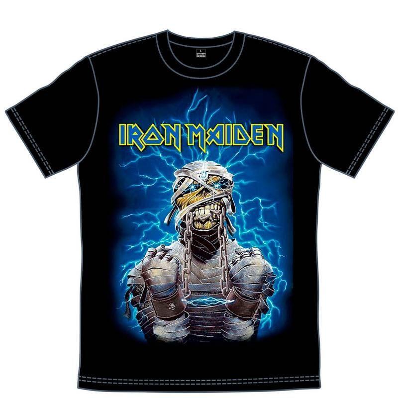 Camiseta - Iron Maiden - Live After Death