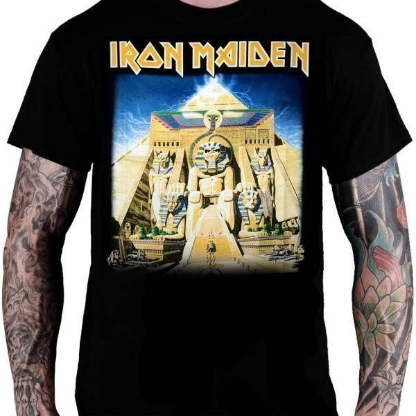 CamisetaIRON MAIDEN – Powerslave