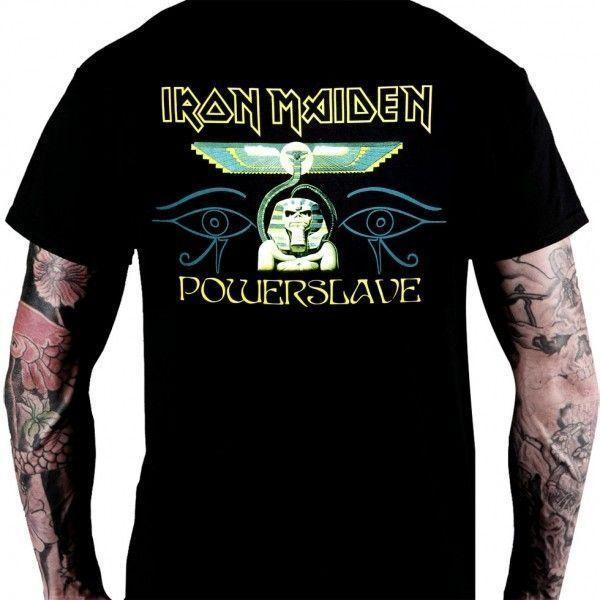 3224299f7d Camiseta IRON MAIDEN – Powerslave