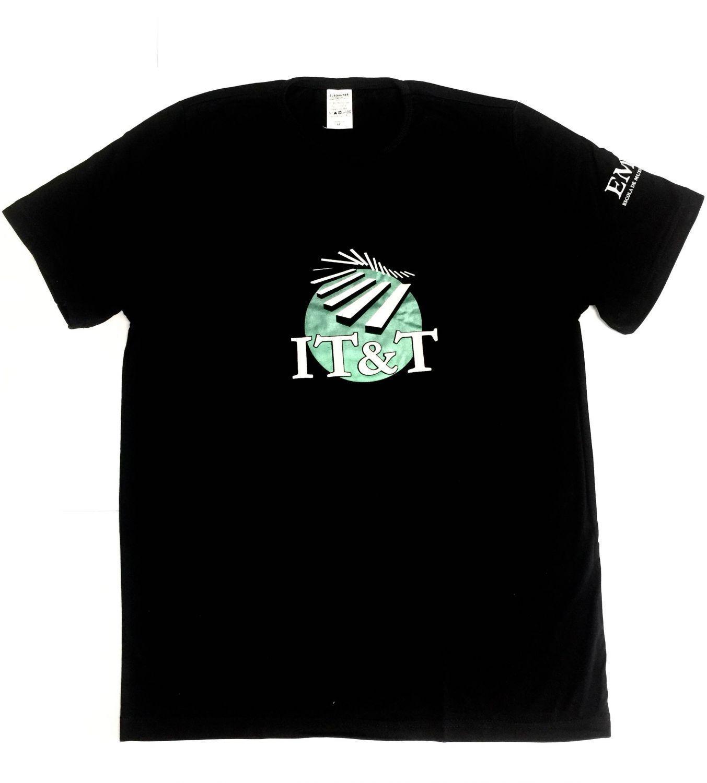 Camiseta IT&T (Instituto de Teclado e Tecnologia) - Oficial do EM&T