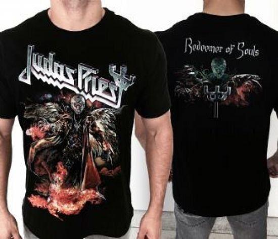 Camiseta - Judas Priest - Redeemer Of Souls
