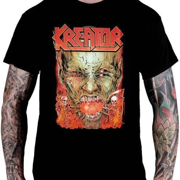 Camiseta Kreator – Terror Will Prevail