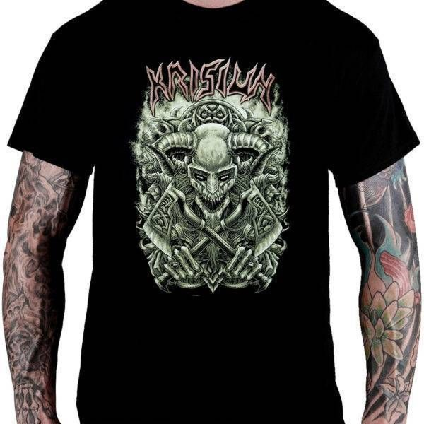 Camiseta Krisiun – Warrior
