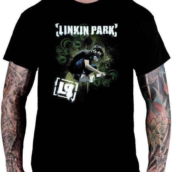 CamisetaLinkin Park – Meteora