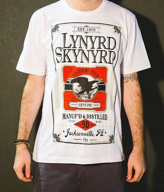 Camiseta - Lynyrd Skynyrd - Southern Rock (P)