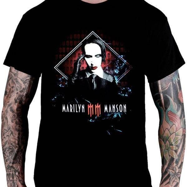 Camiseta Marilyn Manson – The Golden Age of Grotesque