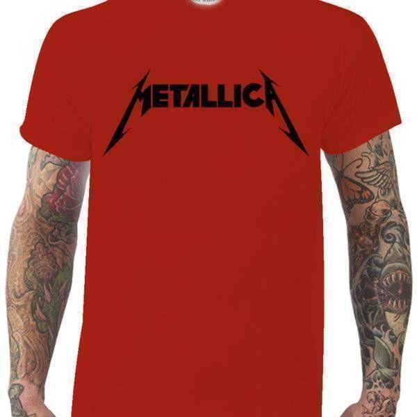 CamisetaMetallica – Logo