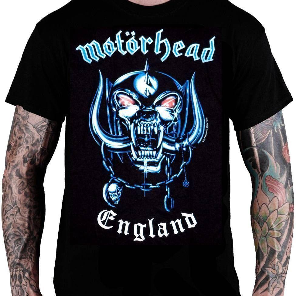 Camiseta Motörhead - Everything Louder than Everything Else