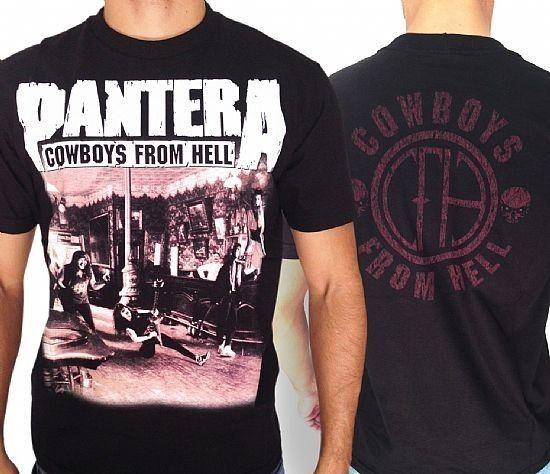 Camiseta - Pantera - Cowboys