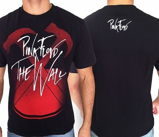 Camiseta - Pink Floyd - The Wall Hammer