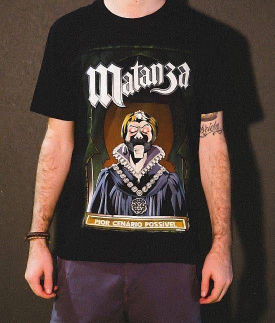 Camiseta - Pior Cenário Possível - Matanza