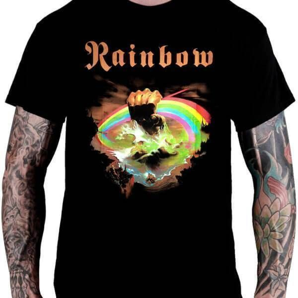 Camiseta Raindbow – Rising