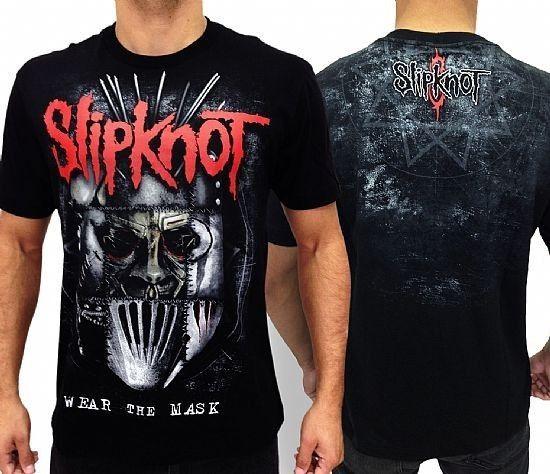 Camiseta - Slipknot