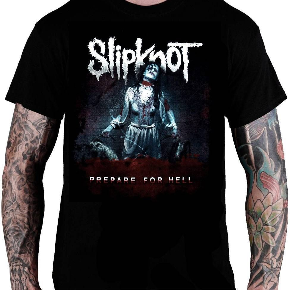 Camiseta Slipknot – Prepare for Hell