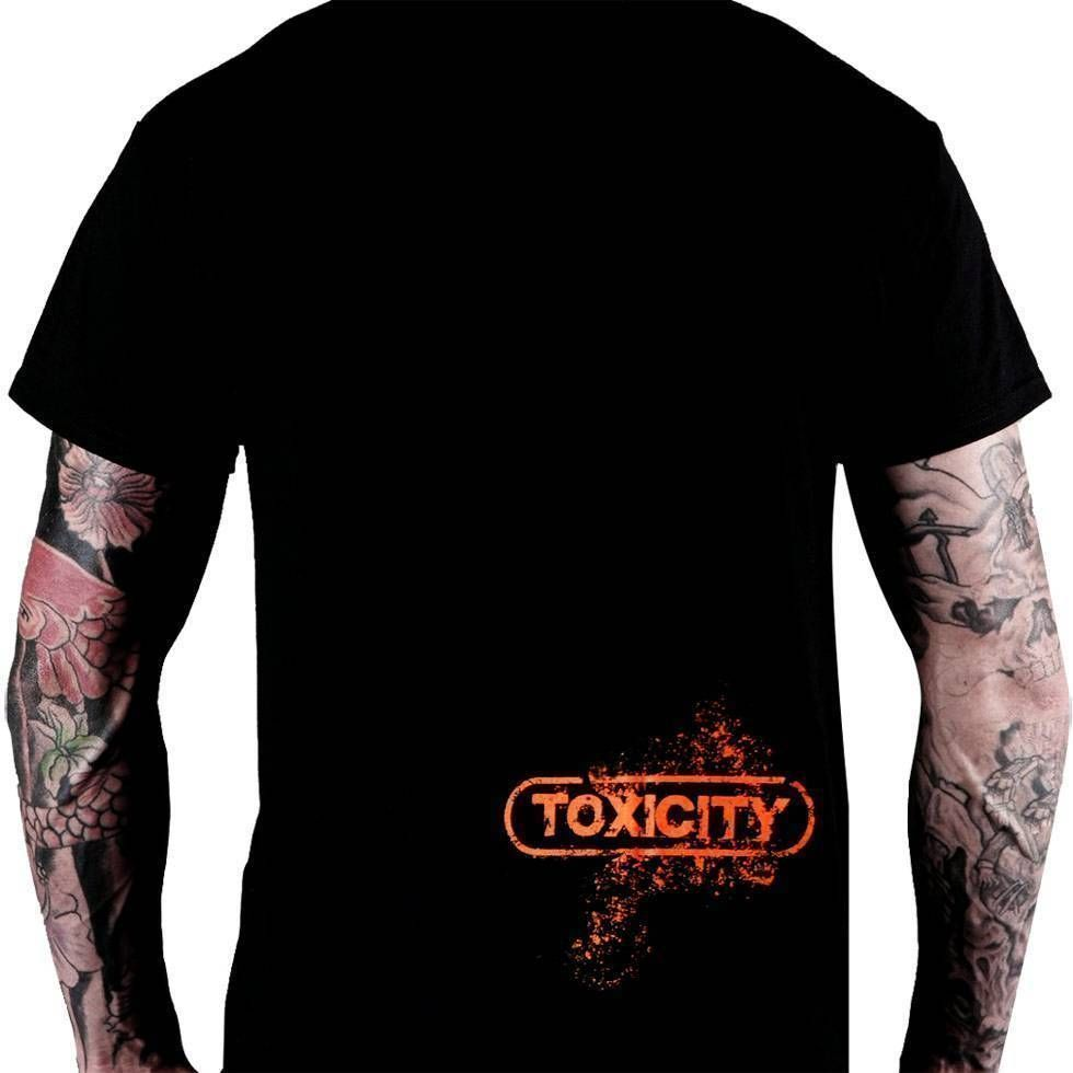 7eeceacef68b6 Camiseta System of a Down – Toxicity