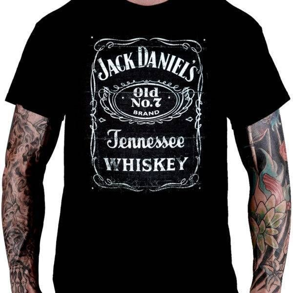 Camiseta Whiskey Jack Daniel's
