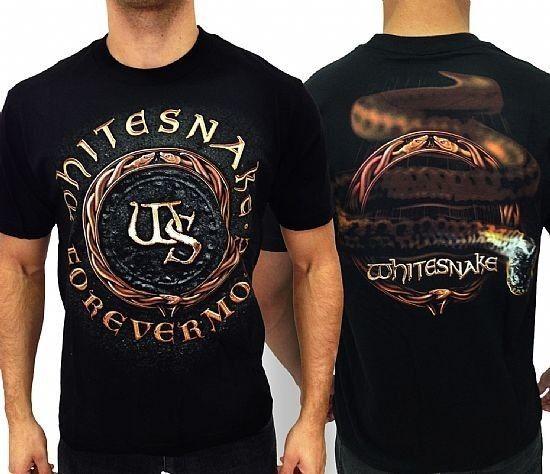 Camiseta - Whitesnake