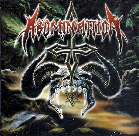 CD - Abominattion - Rites Of The Eternal Hate