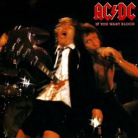 CD - AC/DC - If You Want Blood You've Got it