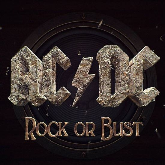 CD - AC/DC - Rock Or Bust