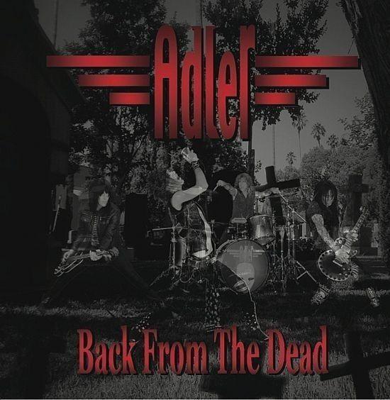CD - Adler - Back From The Dead