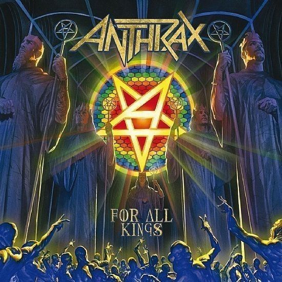 CD - Anthrax - For All Kings - DUPLO