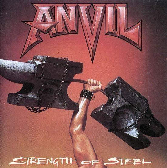 CD - Anvil - Strength of Steel