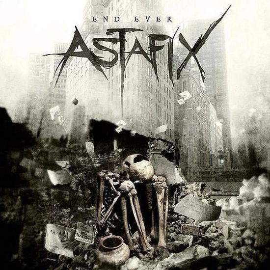 CD - Astafix - End Ever